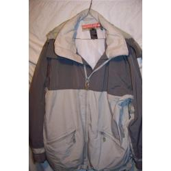 Quiksilver Snowboard Ski Jacket, Men's Medium