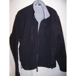 Port Authority Softshell Fleece Jacket, Mens Med