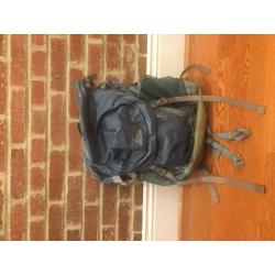 Gregory women's small frame backpack (new)