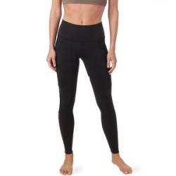 High-Waist Cargo Legging - Women's Black, XS - Excellent
