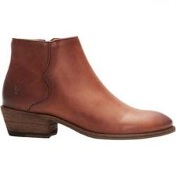 Carson Piping Bootie - Women's Cognac, 8.5 - Excellent