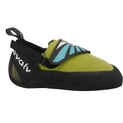 Evolv Venga Kid's Climbing Shoes - Size 13, Green