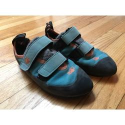 Evolv Elektra Kids Climbing Shoes sz 37 EUR