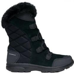 Ice Maiden II Lace Boot - Women's Black/Columbia Grey, 11.0 - Good
