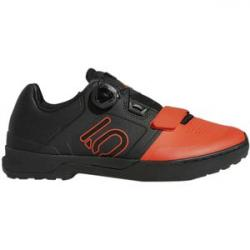 Kestrel Pro Boa Shoe - Men's Active Orange/Black/Black, 7.0 - Good
