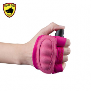 INSTAFIRE XTREME - PINK Pepper Spray & Knuckle Defense Activewear