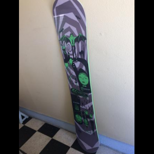 Limited edition Danny Jass GNU Monster Energy Snowboard