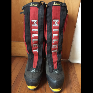 Mens Millet Everest Mountaineering Boots