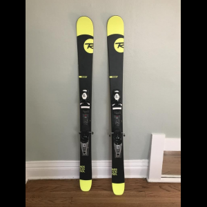 Rossignol Smash 7 Skis (size 140) with LOOK NX12 bindings