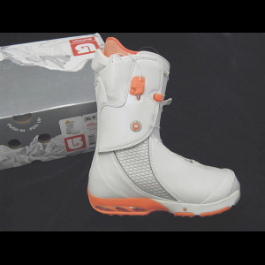 NEW $450 Burton SL-9 Mens Snowboard Boots! US 7 UK 6 Mondo 25 Euro 40