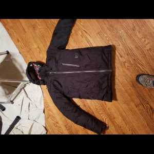 Burton AK down jacket