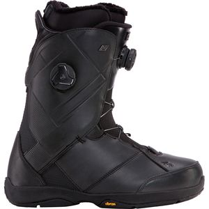 Maysis Boa Snowboard Boot - Men's Black, 12.0 - Excellent
