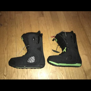 Burton Ion Snowboard Boots 2012