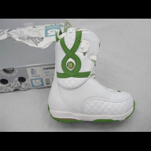NEW! RARE $330 Burton Supreme Snowboard Boots! US 6, UK 4, Euro 36.5