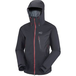 Grepon GTX Stretch Jacket - Men's Black - Noir, S - Fair