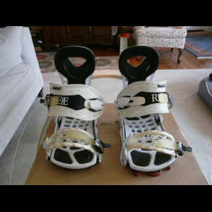 Ride CAD Bindings, Size Large