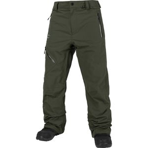 L Gore-Tex Pant - Men's Snow Military, XXL - Excellent