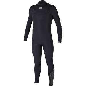 302 Furnace Comp Chest Zip Wetsuit - Men's Black, XL - Excellent