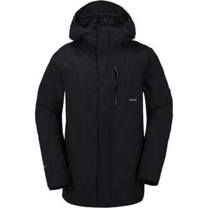 L Gore-Tex Jacket - Men's Black, S - Good