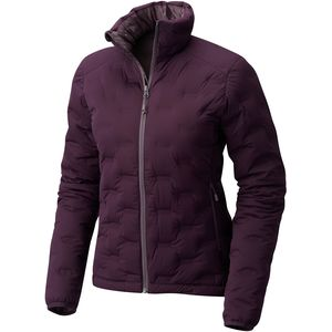 Stretchdown DS Down Jacket - Women's Dark Tannin, M - Excellent