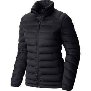 Stretchdown Down Jacket - Women's Black, L - Excellent