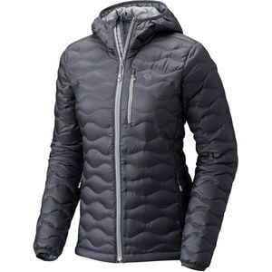 Nitrous Hooded Down Jacket - Women's Graphite, XL - Excellent