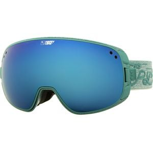 Bravo Goggle with Happy Lens Pixie Green/Happy Dark Blue Spectra Plus