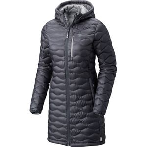 Nitrous Hooded Down Parka - Women's Graphite, S - Fair