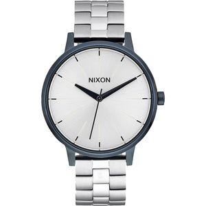 Kensington Watch - Women's Navy/Silver, One Size - Excellent