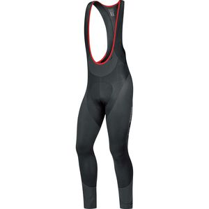 Oxygen Partial Thermo Long Bib Tights - Men's Black, L - Excellent