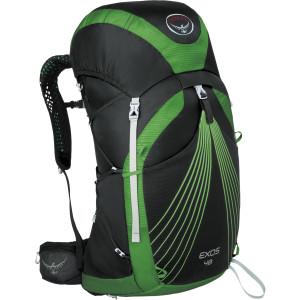 Exos 48L Backpack Basalt Black, L - Excellent