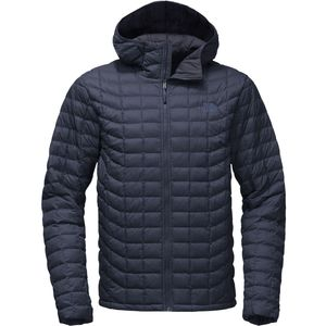 ThermoBall Hooded Insulated Jacket - Men's Urban Navy Matte, L - Good