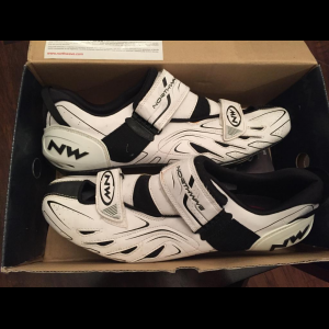 Cycling Gear - Northwave clip in shoes