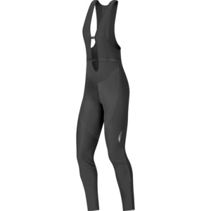 Element Windstopper Softshell Bibtights + - Women's Black, M - Excelle