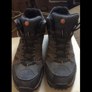 Merrell Moab GTX Gore-Tex Mids, Size 10, Great Condition, Waterproof