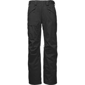 Freedom Insulated Pant - Men's Tnf Black, L/Long - Excellent