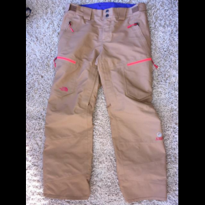 Like-New North Face Fuse Brigandine Snow Pants