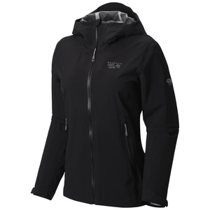 Stretch Ozonic Jacket - Women's Black, XL - Excellent