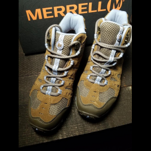 Merrell Accentor Mid Vent WP Women's hiking boots