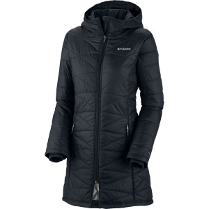 Mighty Lite Hooded Insulated Jacket - Women's Black, XS - Excellent