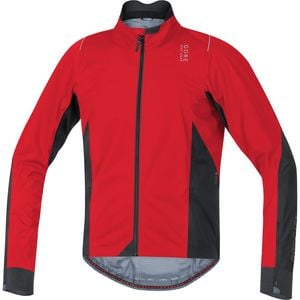 Oxygen 2.0 Gore-Tex Active Shell Jacket - Men's Red/Black, M - Excelle