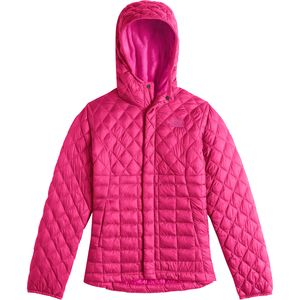 Lexi Thermoball Hooded Down Jacket - Girls' Cerise Pink, L - Excellent