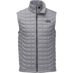 ThermoBall Insulated Vest - Men's Monument Grey Matte, M - Good