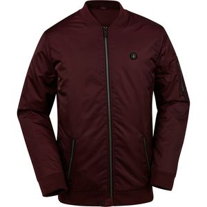 Flight Insulated Jacket - Men's Burgundy, M - Excellent