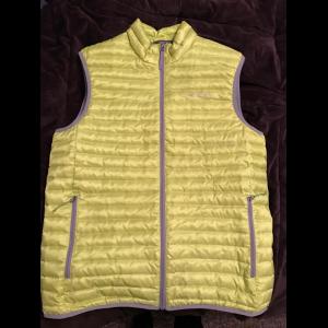 Eddie Bauer Travex EB700 down vest size M