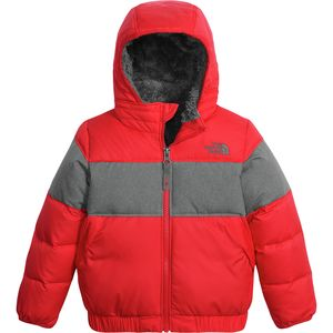 Moondoggy 2.0 Hooded Down Jacket - Toddler Boys' Tnf Red, 5T - Excelle