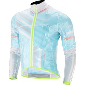 Pursuit Compatto Wind Jacket Clear, XL - Excellent