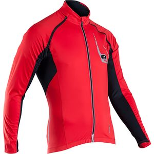 RS 120 Convertible Jersey - Long-Sleeve - Men's Chili Red, M - Excelle