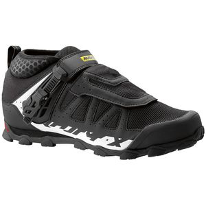 Crossmax XL Pro Shoe - Men's Black/White, US 8.0/UK 7.5 - Good