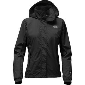 Resolve 2 Hooded Jacket - Women's Tnf Black, XL - Excellent